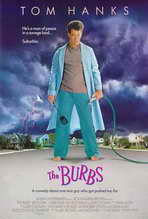 The 'Burbs - 27 x 40 Movie Poster - Style A
