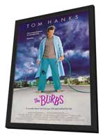The 'Burbs - 27 x 40 Movie Poster - Style A - in Deluxe Wood Frame