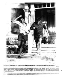 The 'Burbs - 8 x 10 B&W Photo #5