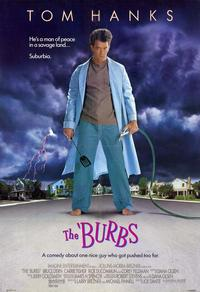 The 'Burbs - 43 x 62 Movie Poster - Bus Shelter Style A