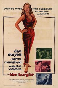 The Burglar - 27 x 40 Movie Poster - Style A