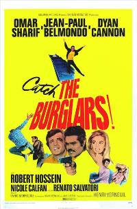 The Burglars - 11 x 17 Movie Poster - Style A