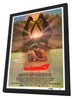 The Burning - 11 x 17 Movie Poster - Style A - in Deluxe Wood Frame