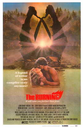 The Burning - 11 x 17 Movie Poster - Style A