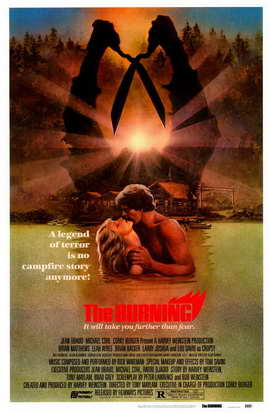 The Burning - 27 x 40 Movie Poster - Style A
