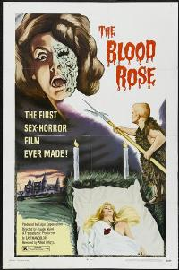 The Burnt Rose - 11 x 17 Movie Poster - Style A