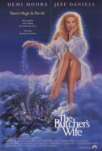 The Butcher's Wife - 27 x 40 Movie Poster - Style A