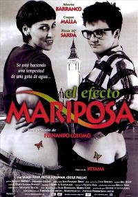 The Butterfly Effect - 11 x 17 Movie Poster - Spanish Style A