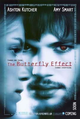 The Butterfly Effect - 11 x 17 Movie Poster - Style A