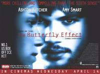 The Butterfly Effect - 11 x 17 Movie Poster - Style B