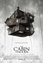 The Cabin in the Woods - 11 x 17 Movie Poster - Style B
