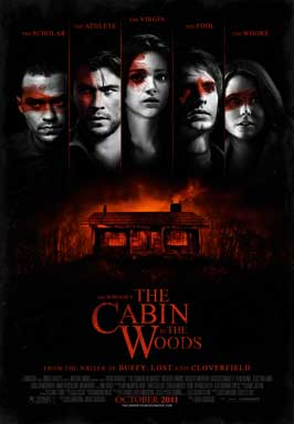 The Cabin in the Woods - 11 x 17 Movie Poster - Style A