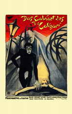 The Cabinet of Dr. Caligari - 11 x 17 Poster - Foreign - Style A