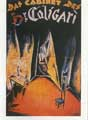 The Cabinet of Dr. Caligari - 11 x 17 Movie Poster - German Style C