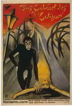 The Cabinet of Dr. Caligari - 27 x 40 Movie Poster - Italian Style B