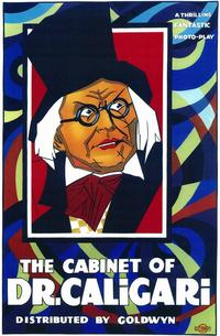 The Cabinet of Dr. Caligari - 11 x 17 Movie Poster - Style A