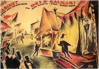 The Cabinet of Dr. Caligari - 11 x 14 Movie Poster - Style B