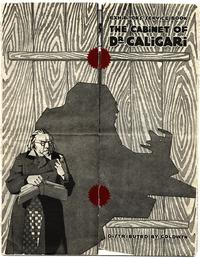 The Cabinet of Dr. Caligari - 11 x 17 Movie Poster - Style Z