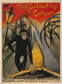 The Cabinet of Dr. Caligari - 11 x 17 Movie Poster - Italian Style A