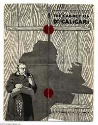 The Cabinet of Dr. Caligari - 11 x 17 Movie Poster - Style B