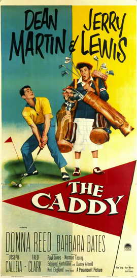 The Caddy - 20 x 40 Movie Poster - Style A