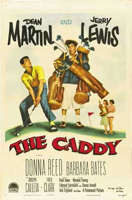 The Caddy - 27 x 40 Movie Poster - Style B
