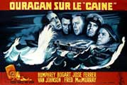 The Caine Mutiny - 27 x 40 Movie Poster - French Style A