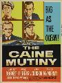 The Caine Mutiny - 27 x 40 Movie Poster - Style B