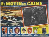The Caine Mutiny - 11 x 14 Poster Spanish Style A