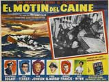 The Caine Mutiny - 11 x 14 Poster Spanish Style B