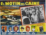 The Caine Mutiny - 11 x 14 Poster Spanish Style C