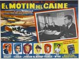 The Caine Mutiny - 11 x 14 Poster Spanish Style D