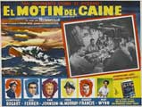 The Caine Mutiny - 11 x 14 Poster Spanish Style E