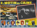 The Caine Mutiny - 11 x 14 Poster Spanish Style H