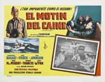 The Caine Mutiny - 11 x 14 Poster Spanish Style I