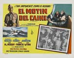 The Caine Mutiny - 11 x 14 Poster Spanish Style K