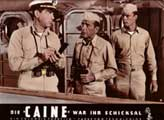 The Caine Mutiny - 11 x 17 Movie Poster - German Style F