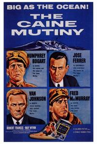 The Caine Mutiny - 27 x 40 Movie Poster - Style A