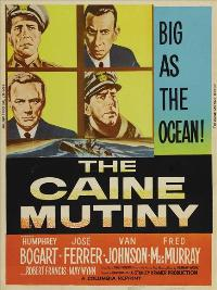The Caine Mutiny - 11 x 17 Movie Poster - Style F