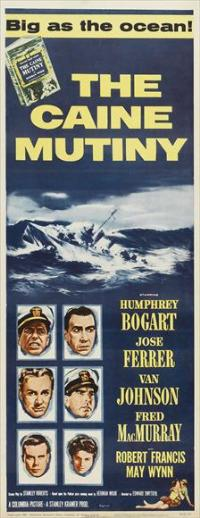 The Caine Mutiny - 14 x 36 Movie Poster - Insert Style A