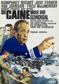 The Caine Mutiny - 27 x 40 Movie Poster - German Style B