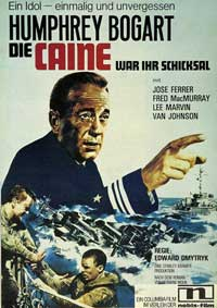 The Caine Mutiny - 11 x 17 Movie Poster - German Style D