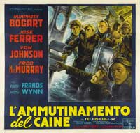 The Caine Mutiny - 30 x 30 Movie Poster - Style A