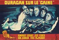 The Caine Mutiny - 43 x 62 Movie Poster - French Style A