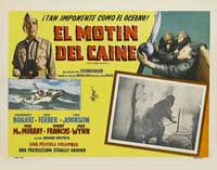 The Caine Mutiny - 11 x 14 Poster Spanish Style J