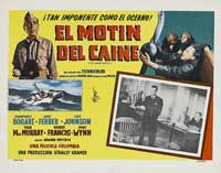 The Caine Mutiny - 11 x 14 Poster Spanish Style L