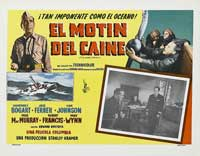 The Caine Mutiny - 11 x 14 Poster Spanish Style M