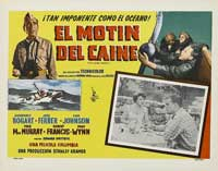 The Caine Mutiny - 11 x 14 Poster Spanish Style N