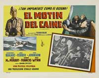 The Caine Mutiny - 11 x 14 Poster Spanish Style P