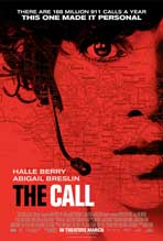 The Call - DS 1 Sheet Movie Poster - Style A